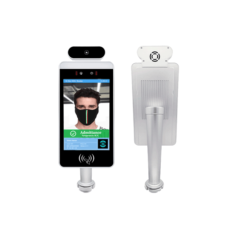 Face Recognition Temperature Screening Terminal